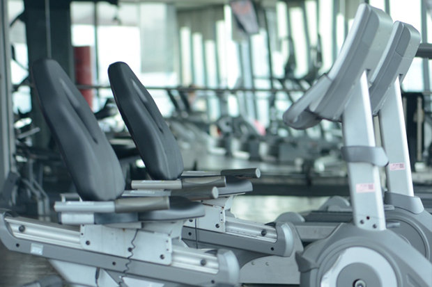 A spacious, state of the art gym encourages healthy living.